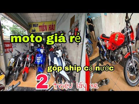 phát hiện cửa hàng xe máy giá rẻ đủ loại có môtô cổ,góp ship toàn quốc  Mỹ Motor
