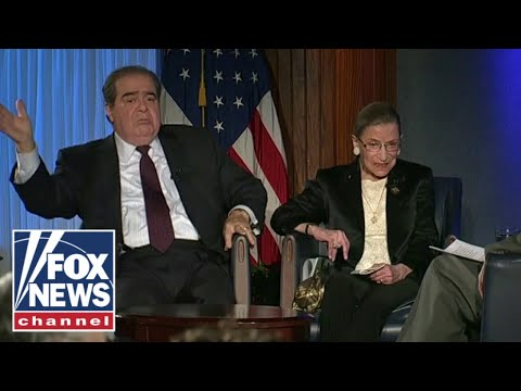 Ginsburg and Scalia: What made their 'unlikely' friendship work