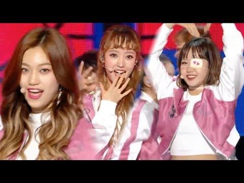 [HOT] Weki Meki  - Crush , 위키미키 - Crush Show Music core 20181117