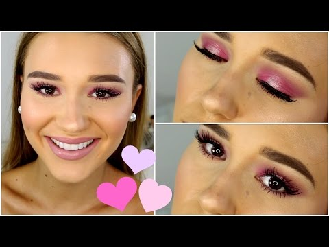 Valentines Day Makeup Tutorial | SHANI GRIMMOND