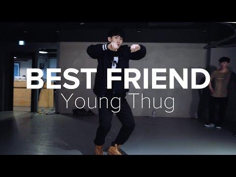 Best Friend - Young Thug / Eunho Kim Choreography