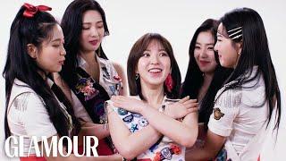 Red Velvet Take a Friendship Test | Glamour