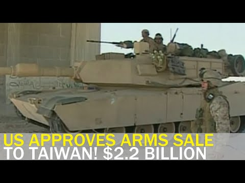 US approves tanks and stinger missile package to Taiwan | Taiwan News | RTI