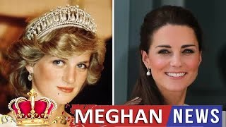 Meghan Fashion -  Kate Middleton has ONE thing Princess Diana ALWAYS wanted - 'It would've meant EVE