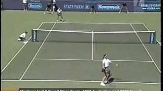 Conchita Martinez Vs Steffi Graf  11.mp4