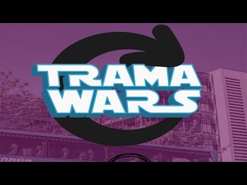 ¡Jugando al Tramawars!
