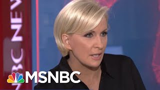Mika Brzezinski Shares Message For Women: Know Your Value | Velshi & Ruhle | MSNBC