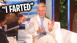 The Most Funny Moments From The Ellen Show