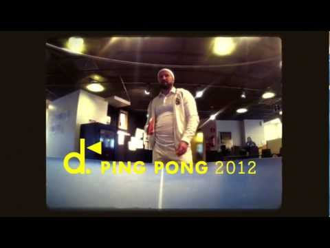 Dynamo Ping Pong Championship 2012 - Official Trailer