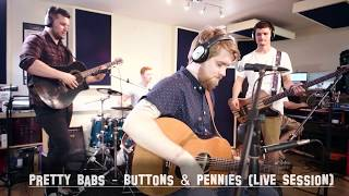 [Live Session] Pretty Babs - Buttons & Pennies Acoustic (Notts Music)