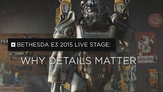 Fallout 4 - Why Details Matter