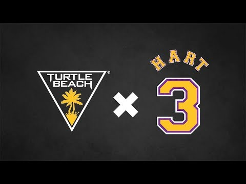 Turtle Beach Squads Up With Los Angeles Laker And Avid Gamer Josh Hart 96b7a4914
