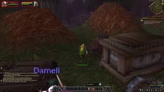 Jugando World of Warcraft en 2019 primera misiones Pat 1