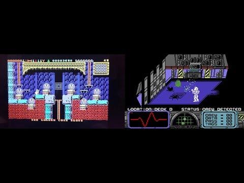 Juegos Nuevos de Spectrum en Commodore64