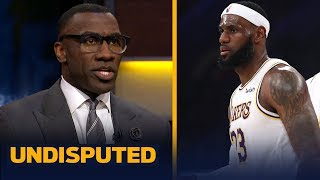 Shannon Sharpe and Skip Bayless react to the Lakers preseason blowout of Warriors | NBA | UNDISPUTED