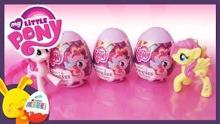 My little Pony - Oeufs surprises pour les enfants - Touni Toys - Titounis