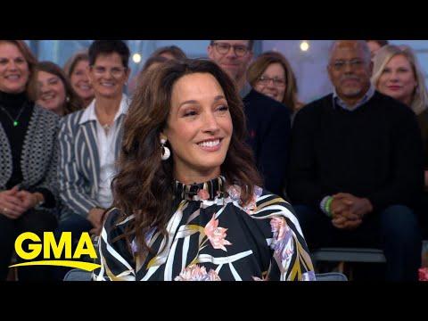 Jennifer Beals talks transition from 'Flashdance' to 'The L Word' l GMA