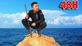 NTN - Thử Thách Sống 48H Trên Đảo Hoang (Living on a unhabited island for 48h challenge)