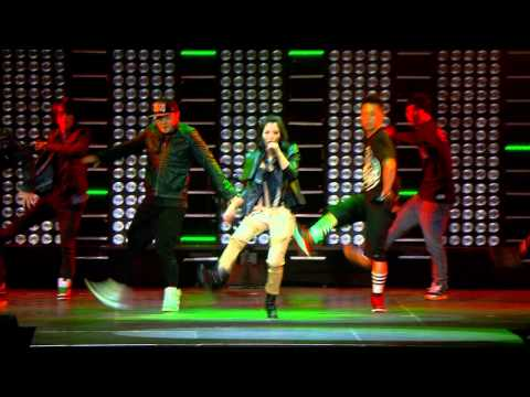 SMT in NewYork MSG BoA - Eat You Up+Copy&Paste+Energetic