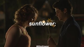 Sierra Burgess ; Sunflower (español)