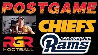Chiefs vs Rams - PostGame LIVE Q&A | Patrick Mahomes Tyreek Hill | Kansas City Chiefs highlights NFL