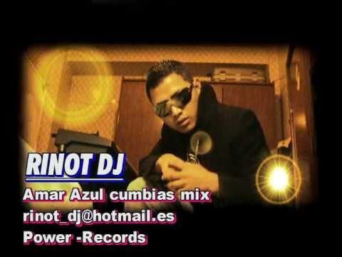 Amar Azul  Mix Cumbia Argentina ★ RINOT DJ ★2010