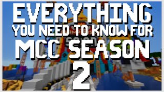 Everything You Need to Know for Minecraft Championship Season 2 (History)