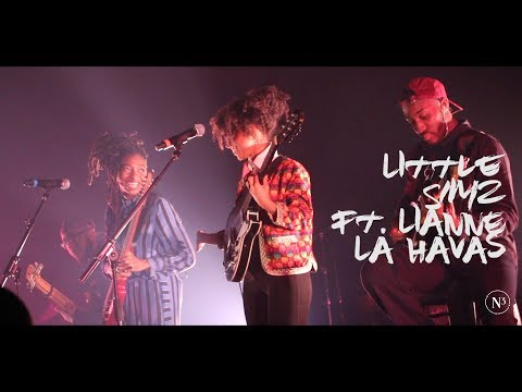 LITTLE SIMZ, LIANNE LA HAVAS // POISON IVY || #WELCOMETOWONDERLAND