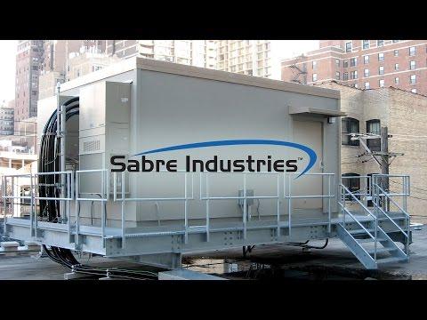 Sabre Industries-Energy Storage Enclosures