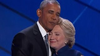 President Barack Obama full speech from Democratic National Convention