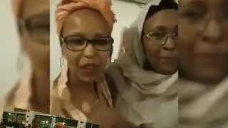 Jeeri Kaambo   Barni Noor Waa Xildhibaanad u Sharaxan