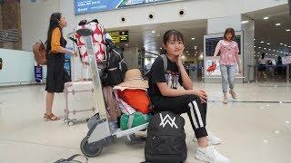 Hồng Anh Vlog - Lần Đầu Đi Máy Bay và Đến Đà Nẵng