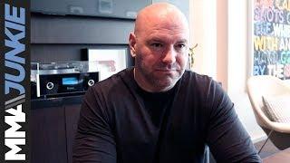 Dana discusses new ESPN deal with John Morgan