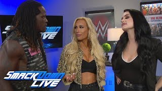 Carmella will get her SmackDown Women's Title rematch next week: SmackDown LIVE, Aug. 21, 2018