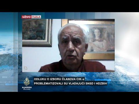 Šehić: Odluka CIK-a nije u skladu sa zakonom