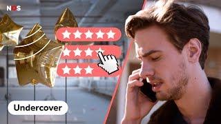 De bedrieglijke business van online reviews