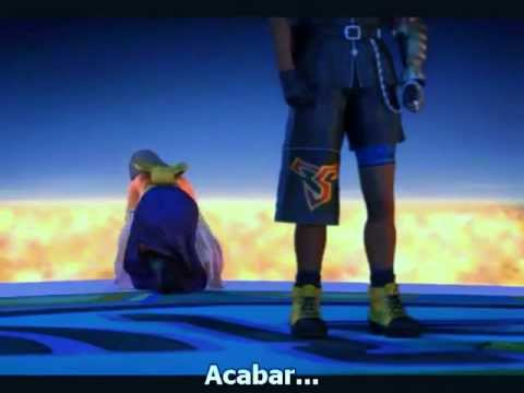 Breaking Benjamin - You Fight Me Legendado (Final Fantasy X scenes)