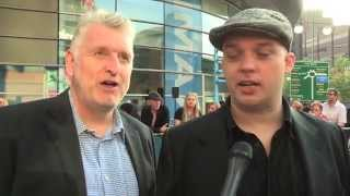 Laurie Borg and Colm McCarthy - Peaky Blinders Season 2 - World Premiere Interviews