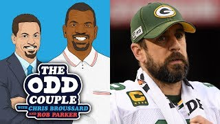 How Much Blame Should Aaron Rodgers Take For Packers' Loss? - Chris Broussard & Rob Parker