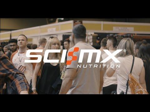 SCI-MX Bodypower Expo 2016