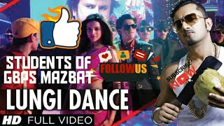 Lungi dance | kids group of GBPS