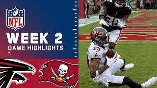 Falcons vs. Buccaneers Week 2 Highlights   NFL 2021