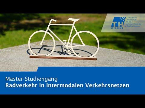 """Der Master-Studiengang """"Radverkehr in intermodalen Verkehrsnetzen"""" an der TH Wildau"""