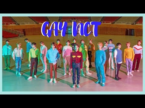 nctwinks (gay nct)