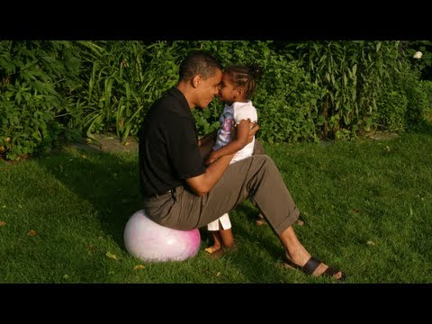 Happy Father's Day from First Lady Michelle Obama