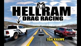 Ram Hellcat VS Trackhawk SRT