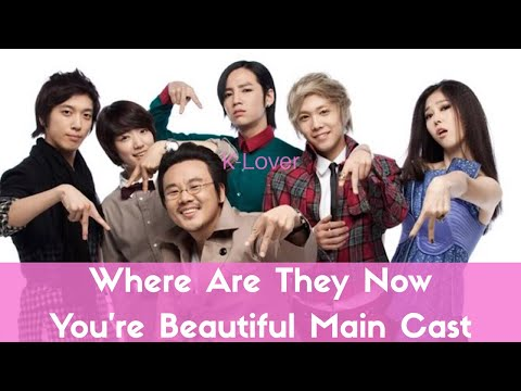 Where Are They Now? (You're Beautiful Cast)