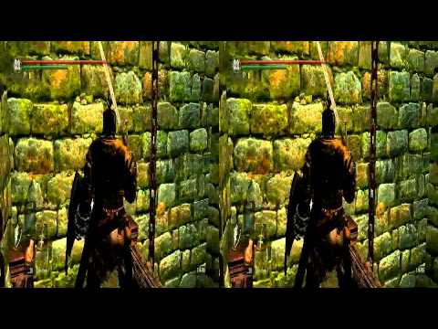 Dark Souls 1 somewhere in Ng+++ 3D