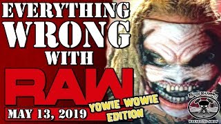 WWE Raw 5/13/19 Reactions | Monday Night Raw Results May 13 | FireFly Fun House Reaction & More