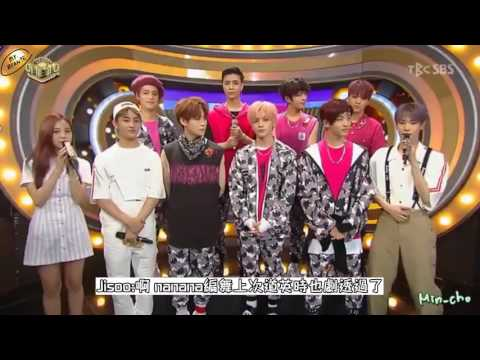 [中字]170618 NCT 127 - Comeback訪問 @ 人氣歌謠